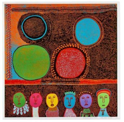 Yayoi Kusama, 'Untitled exhibition poster', 2018