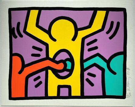 Keith Haring, 'Pop Shop I (3)', 1987