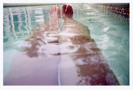 Beverly Semmes, 'Ripple Legs in the Pool', 2002