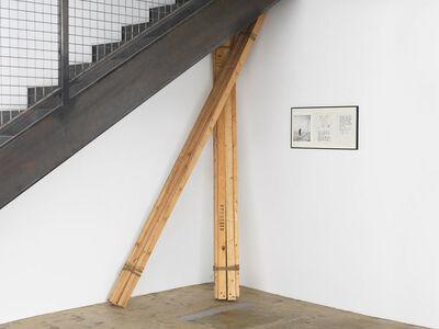 Georg Herold, 'Promised', 1990