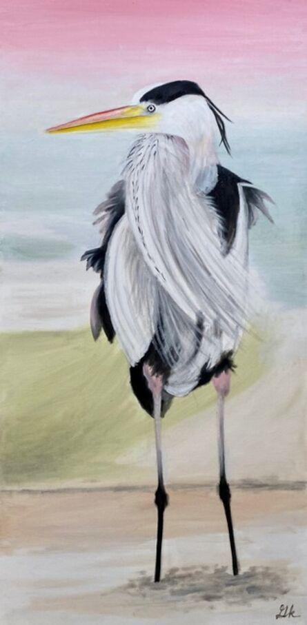 Gemma Kahng, 'Great Blue Heron', 2021