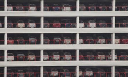 Victoria Crayhon, 'New Car Storage', 2011