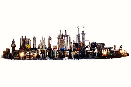 Loman Art, 'Cityline 3', 2020