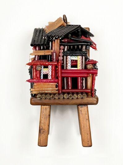 Chen Zhen, 'Un Village sans frontières', 2000