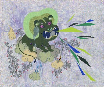 Chien-Chiang Hua, 'Back Garden No.16—Teacher No.2', 2019