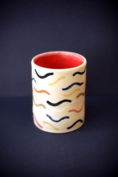 Louis Thomas, 'Vase colors', 2019