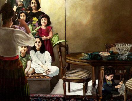 Negar Jahanbakhsh, 'Unusual Frame', 2011