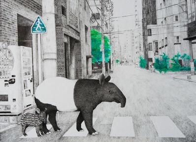 Rin Kuroki, 'HAZAMA-17 Malayan tapir', 2018