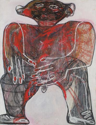 Caroline Demangel, 'Le Refus', 2015