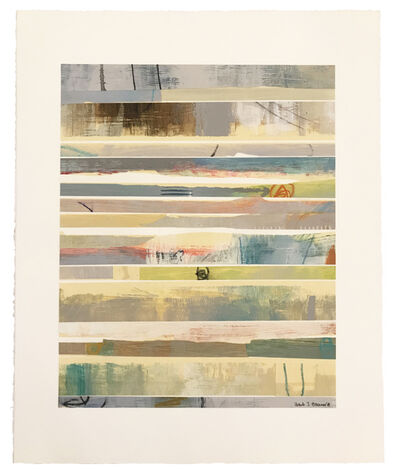 Ursula Brenner, 'Horizons 4433'