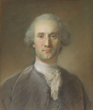 Jean-Baptiste Perronneau, 'Portrait of a Man', ca. 1757