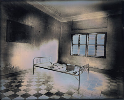 Binh Danh, 'Former Torture Cell at Tuol Sleng Genocide Museum', 2017