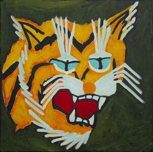 Farkhad Farzaliyev, 'Tiger Force Member #2', 2021