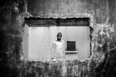 Mário Macilau, 'Nelson Mandlate, Growing in Darkness Series', 2012-2015