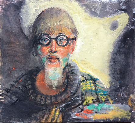 Agron (Gon) Bregu, 'Coloured Self', 2017