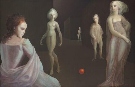 Leonor Fini, 'Le carrefour d'hecate', 1977