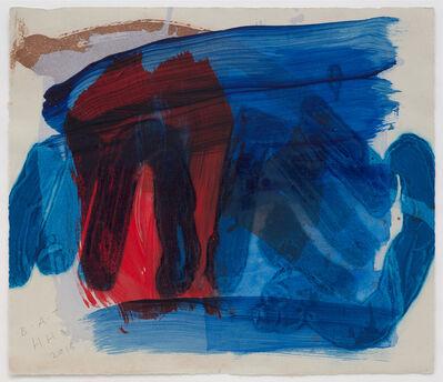 Howard Hodgkin, 'Coast', 2015-2016