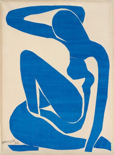 Henri Matisse, 'Nu bleu I (Blue Nude I)', 1952