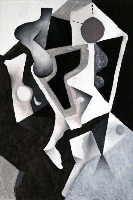 Antonio Malta Campos, 'Máscara', 2017