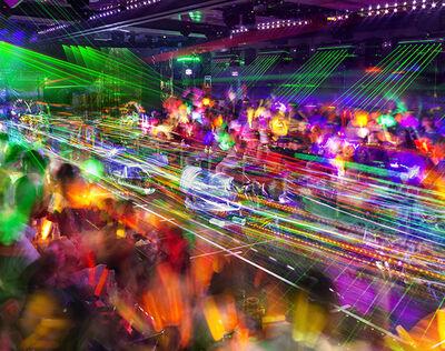 Matthew Pillsbury, 'Robot Restaurant, Tokyo (TV14625)', 2014