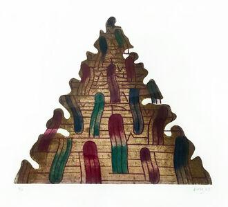 Vicente Rojo, 'Prosa del Popocatépetl', 2003