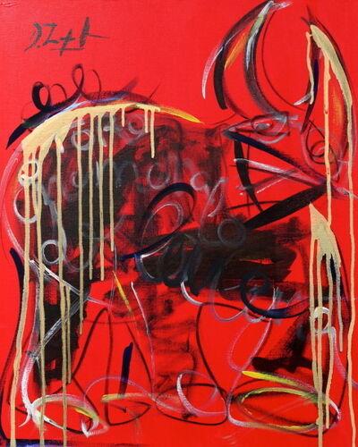 Domingo Zapata, 'Red Bullfighter 6', 2014