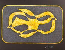 Georges Braque, 'Boreade', 1988