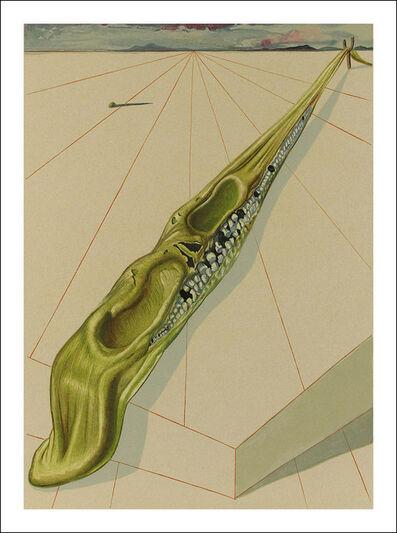 Salvador Dalí, 'Blasphemers, Inferno, The Divine Comedy', 1960