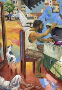 Sudhir Patwardhan, 'Eviction', 2020