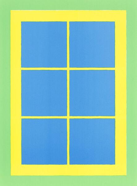 Ugo Rondinone, 'Seven Windows (series of 7 lithographs each 76x56 cm)', 2015