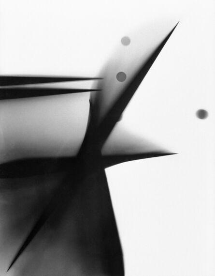 William Klein, 'Abstract #9, Paris', 1952