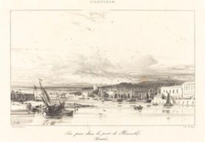 Jules Dupré, 'View in Plymouth Port (Vue prise dans le port de Plymouth)', 1836