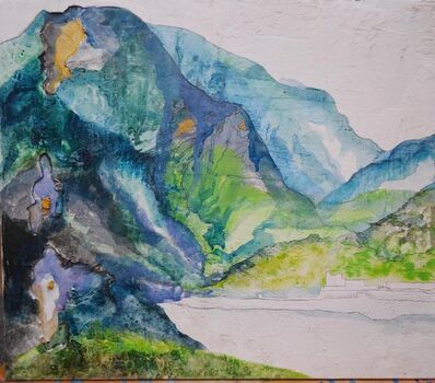 尤景正 You Jing-Zheng, '空 ‧ 山 Invisible Mountain'