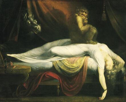 Henry Fuseli, 'The Nightmare', 1781