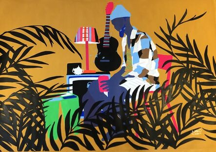 Moustapha Baïdi Oumarou, 'Pop Vision 1', 2020