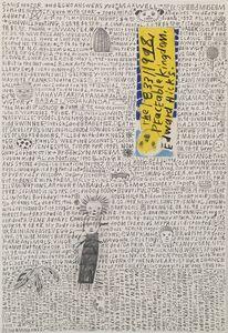 Benjamin Jones, 'Journal ', 1998/2003