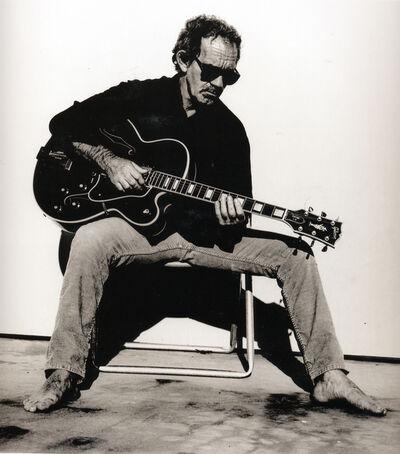 Anton Corbijn, 'JJ Cale, San Diego', 1994