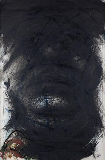 Arnulf Rainer, 'Untitled (Karl Kraus-Death Mask cycle)', 1984