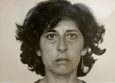 Esther Ferrer, 'Autoportrai Version Luxe', 1983