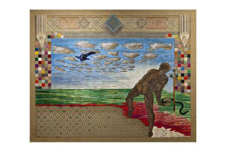 Nicolas Moufarrege, 'The Fifth Day', 1980