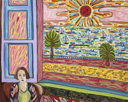 Susan Bee, 'Color Storm', 2016