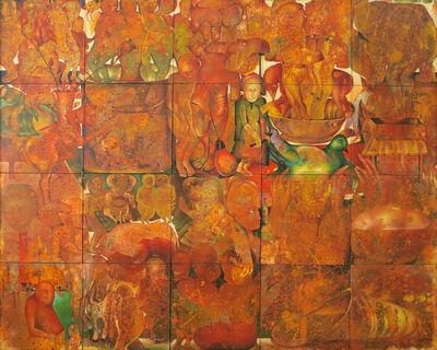 """Teni Vardanyan, '""""Ground Zero"""" (20 pieces)/""""Sıfır Noktası"""" (20 parçalı)', 2014"""