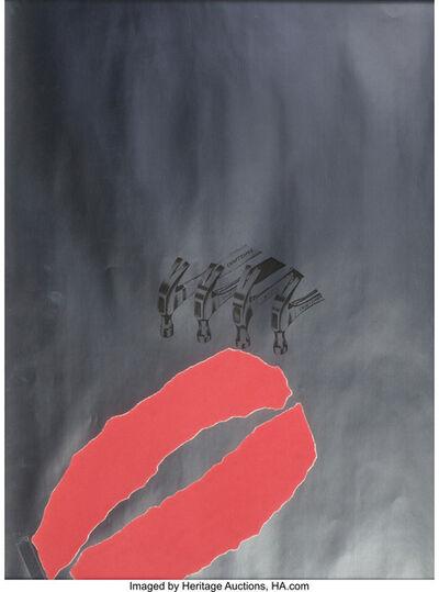 Jim Dine, 'Tool Box 4', 1966