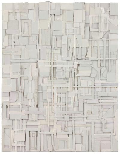 Matt Gonzalez, 'Amen-stairs, plundered bare', 2015