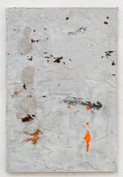 Jürgen Drescher, 'Imprint with Copper', 2017