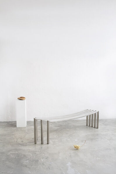 Katryna Sadauskaitė, 'LINIYA Bench', 2020