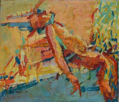 Ben Osaghae, 'Fellow feelings', 1992