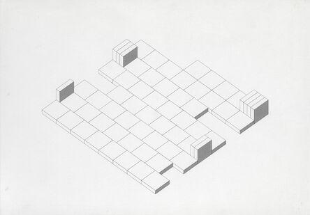 Peter Lowe, 'Drawing 48', ca. 2000