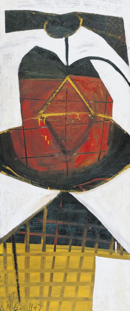 Robert Motherwell, 'The Checkered Skirt', 1947