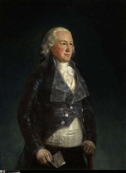 Francisco de Goya, 'The Duke of Osuna', 1797-1799